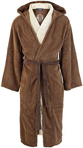 Star Wars Jedi Bademantel braun/beige, 158, 43, ()