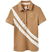 Joules Womens/Ladies Liberty Short Sleeve Embroided Polo Shirt