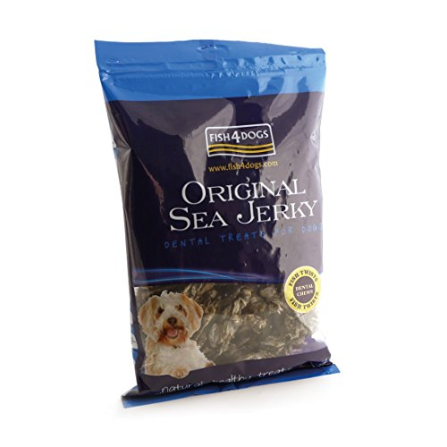 Fish4Dogs Sea Jerky Fish Twists 100 g (Pack of 3)