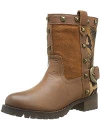 Lollipops Patchwork Boots 18598 Damen Stiefel
