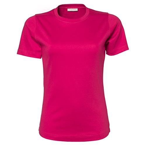 Tee Jays - T-shirt à manches courtes 100% coton - Femme Rose