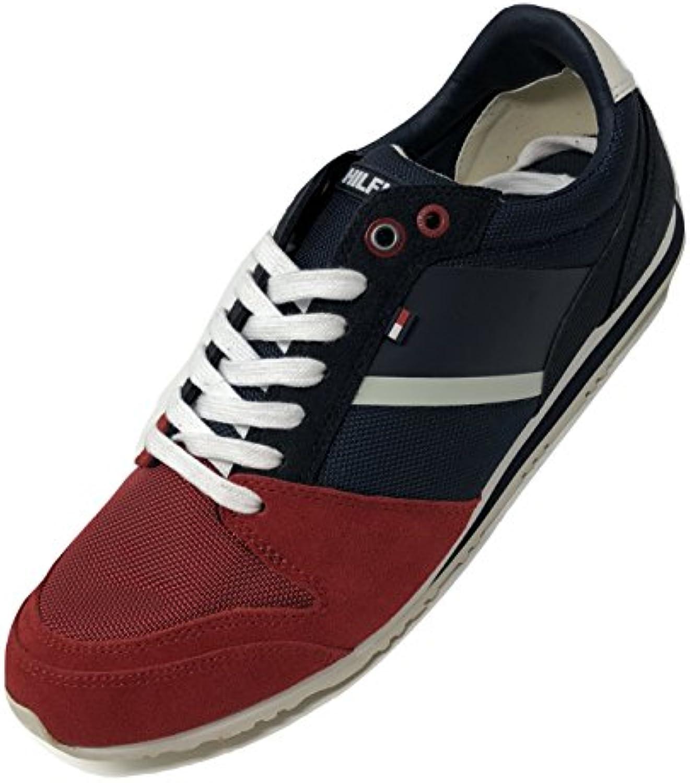 Tommy Hilfiger Sneakers  Men's Signature Sneakers  Szie: 44 UK 10