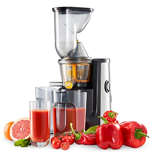 ⭐ Estrattore di Succo di Frutta e Verdura senza BPA, Twinzee - 2 Filtri (Sottile e Spesso) -...