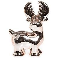 Renna natalizia oggettistica decorazioni for Amazon oggettistica