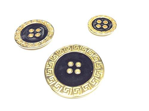 Zoom IMG-1 de liguoro bottone gioiello quattro