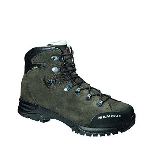 Mammut Trovat High GTX® Men (Backpacking/Hiking Footwear (High)), color:dark brown-black;size:7.5 UK / 41 EUR dark brown-black