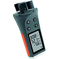 Skywatch JDC Meteos Wind Meter, Grau/Orange