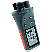 Skywatch JDC Meteos - Medidor de Viento, Color Gris y Naranja