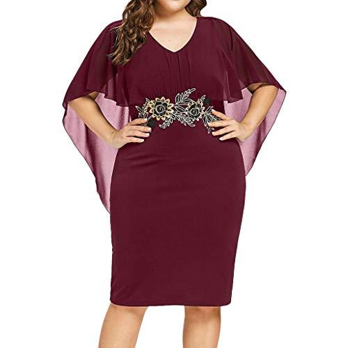 Frauen lange Pailletten Hochzeitskleid für Frauen Kleid Frauen sexy asymmetrische Kleid Zeremonie Frauen plus Größe S-5XL Frauen Vintage elegantes Chiffon-Kleid Vetement Cher -