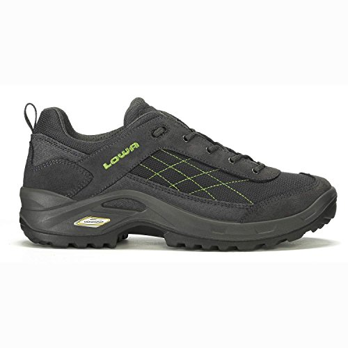 Lowa Taurus GTX Lo chaussures multi-fonctions gris/negro/verde