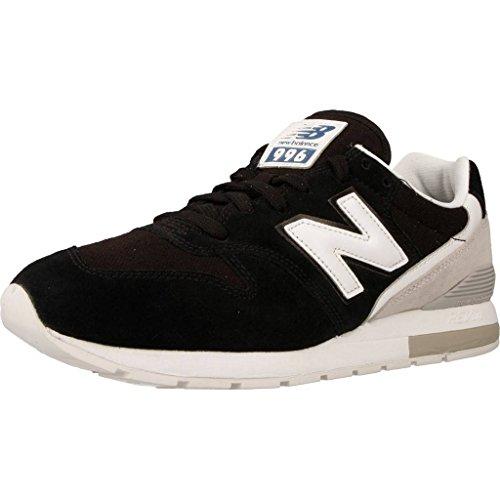 Uomo scarpa sportiva, colore Nero , marca NEW BALANCE, modello Uomo Scarpa Sportiva NEW BALANCE MRL996 JV Nero Nero