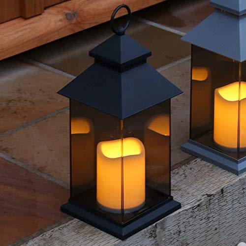 Festive Lights - Farol LED jardín Funciona