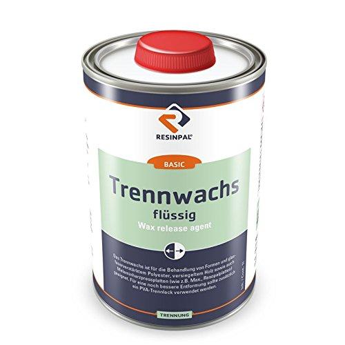 1000 ml Trennwachs (flüssig) - Trennmittel für Epoxidharz und Polyesterharz