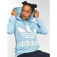 Adidas Trefoil Sweat-Shirt à Capuche Femme