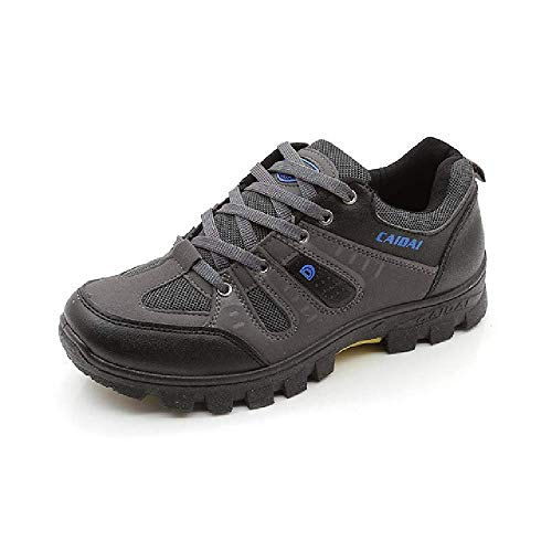 DYSY Bergsteigen Männlichen Outdoor Schuhe Wandern Wasserdicht Nicht-rutsch Verschleiß-beständig Klettern Berg Schuhe Casual Festen Boden Schuhe