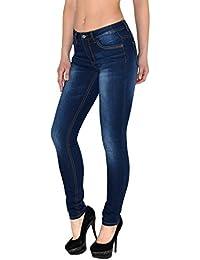 Femmes Jeans Skinny Pantalon Push Up Effet Jeans forme Jeans Pantalon-s900