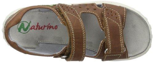 Naturino  NATURINO 5670, sac à bride garçon Marron - Braun (Marrone 9103)