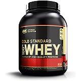 Optimum Nutrition Gold Standard 100% Whey Protein Powder, French Vanilla Crème, 2.27kg