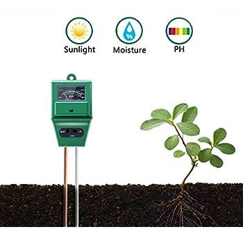 Rasen drinnen und draußen, Ph Werte Messgerät für Garten Bauernhof