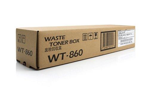 Preisvergleich Produktbild Original Resttonerbehälter passend für Utax CDC 1935 Kyocera WT860 , WT-860 1902LC0UN0 - Premium Tonerbehälter - Farblos - 100.000 Seiten