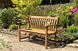 Alexander Rose Acacia Broadfield Bench 4ft