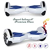 COLORWAY Hoverboard 8 Pouces, 700W Self-Balance Gyropode avec Bluetooth&LED, Scooter...
