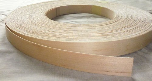 pre-glued-iron-on-maple-wood-veneer-edging-tape-22mm-x-5metres-free-postage-fast-dispatch