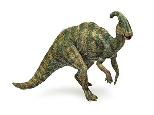 Papo - Parasaurolophus, figura de dinosaurio pintada a mano (2055004)