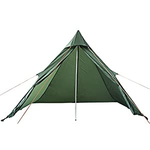 411zqk q6fL. SS300  - Fibega Ultralight tent, made of Silnylon, for 1-2 persons, with accessory - OD green