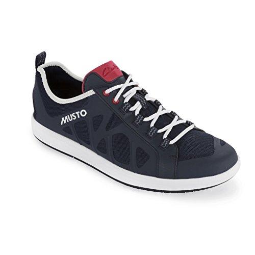 Musto MU-FMFT003-NAVY-44.5