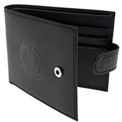 Chelsea F.C. Embossed Leather Wallet 805