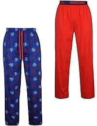 Arsenal FC officiel - Pantalon confort/de pyjama thème football - homme