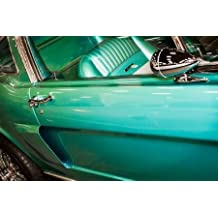 feelingathome-Impresi—n-artistica-Puissant-Mustang-II-cm55x82-poster-lamina-para-cuadros