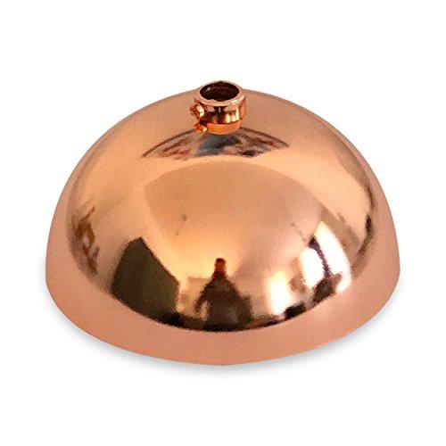 Lampen Baldachin Metall-Kupferlegierung - Deckenbaldachin - Anschlussabdeckung für Hängelampen