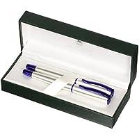 Monteverde–Penna stilografica/Roller set, colore: