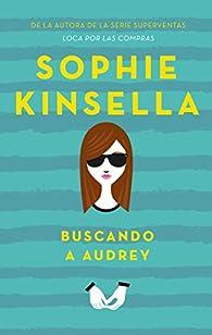 Buscando a Audrey par Sophie Kinsella