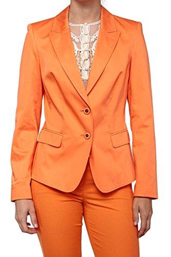 Basler Damen Blazer INDIA, Farbe: Coral, Größe: 40