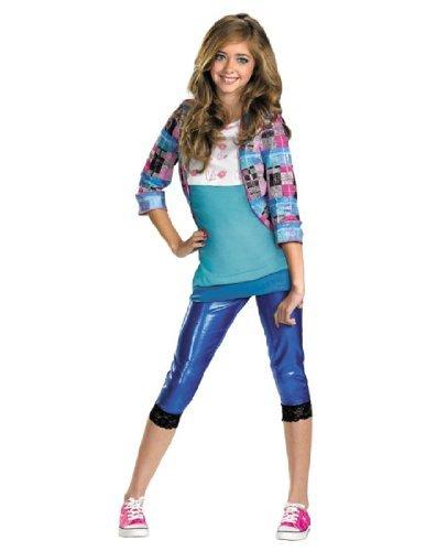 Disguise Disney Shake It Up Cece Season 2 Classic Tween Costume, - Shake It Up Kostüm