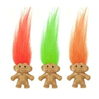 HENBRANDT Retro Trolls - Pack of 12