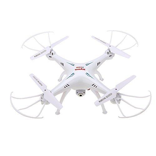 Syma X5SW/x5sw-1Versione aggiornata di esploratori X5C RTF Drone RC Aereo Volo UFO–2.4GHz 6Assi 4canali 3D FPV Quadcopter