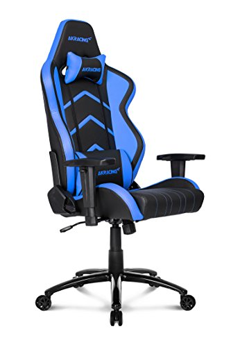 Akracing Gaming Stuhl Player Blau Schwarz