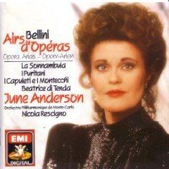 Bellini Airs Operas