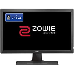 BenQ ZOWIE RL2455 24 Inch Console e-Sports Gaming Monitor (Officially Licensed for PS4/PS4 Pro), 1ms, Dark Grey