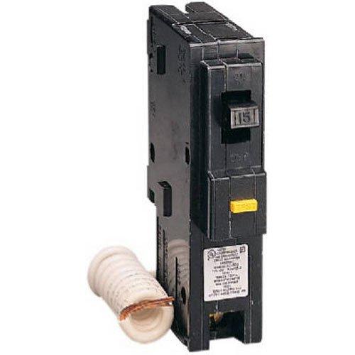 Square D Co. HOM120GFICP Homeline Single Pole GFCI Breaker-20A BREAKER (D Square Homeline)