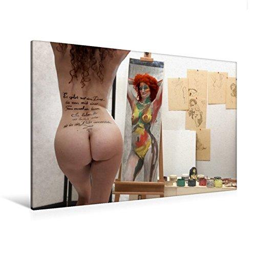Premium Textil de lienzo 45cm x 30cm... Horizontal o convertirla en una imagen, 120 x 80 cm por k.A. fru.ch