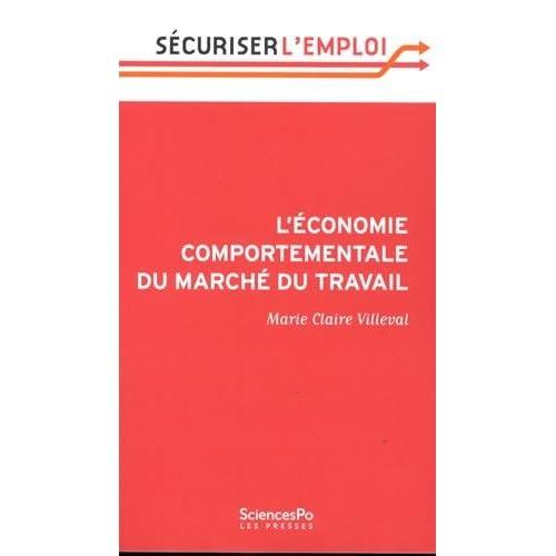 L'économie comportementale du marché du travail