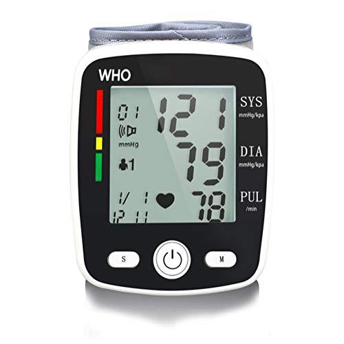 Hogar recargable Presión arterial automática digital