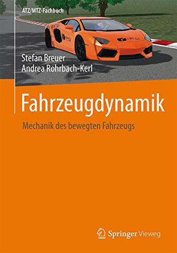 Fahrzeugdynamik (ATZ/MTZ-Fachbuch)