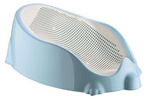 Multifunktionaler Schalensitz für die Wanne Babysitz für Babys (Blau)
