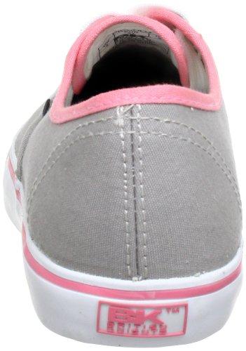 British Knights PICCOLO B31-3765, Sneaker donna Grigio (Grau (lt. grey/pink SMU 5))
